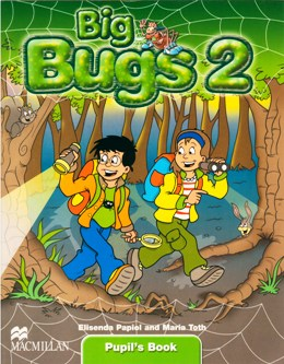 BIG BUGS 2 PUPIL'S BOOK PACK (PUPIL'S BOOK AND ACTIVITY BOOK)