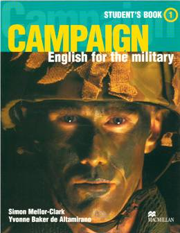 CAMPAIGN ENGLISH FOR THE MILITARY 1 STUDENT'S BOOK PACK