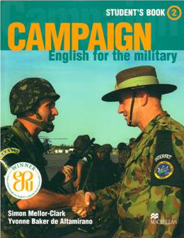 CAMPAIGN ENGLISH FOR THE MILITARY 2 STUDENT'S BOOK PACK