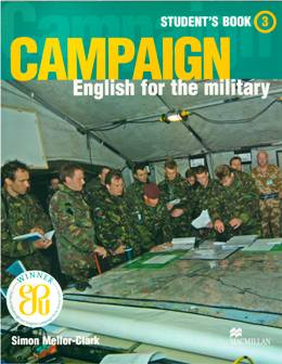 CAMPAIGN ENGLISH FOR THE MILITARY 3 STUDENT'S BOOK PACK