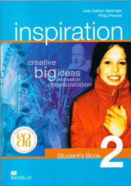INSPIRATION 2 STUDENT'S BOOK