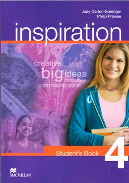 INSPIRATION 4 STUDENT'S BOOK PACK (STUDENT'S BOOK AND WORKBOOK)