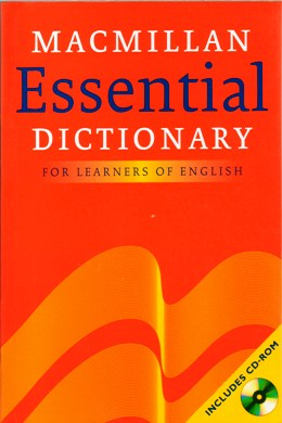 MACMILLAN ESSENTIAL DICTIONARY FOR LEARNERS OF ENG. WITH CD-ROM