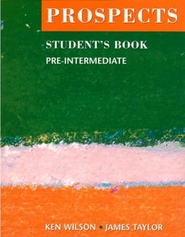 PROSPECTS PRE-INTERMEDIATE STUDENT'S BOOK PACK (SB & WB)