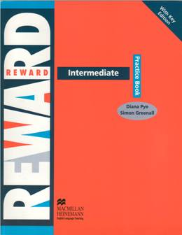 REWARD INTERMEDIATE PRACTICE BOOK WITH KEY