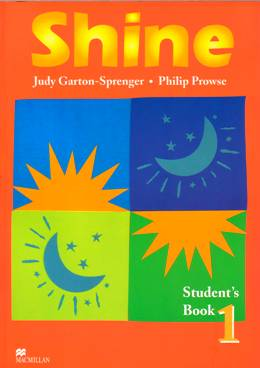 SHINE 1 STUDENT'S BOOK PACK (STUDENT'S BOOK AND ACTIVITY BOOK)