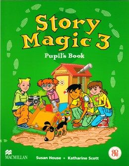 STORY MAGIC 3 PUPIL'S BOOK PACK (PUPIL'S BOOK AND ACTIVITY BOOK)