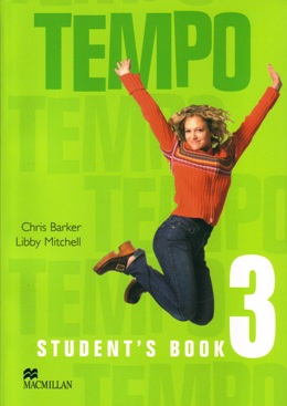 TEMPO 3 STUDENT'S BOOK PACK (STUDENT'S BOOK AND WORKBOOK)